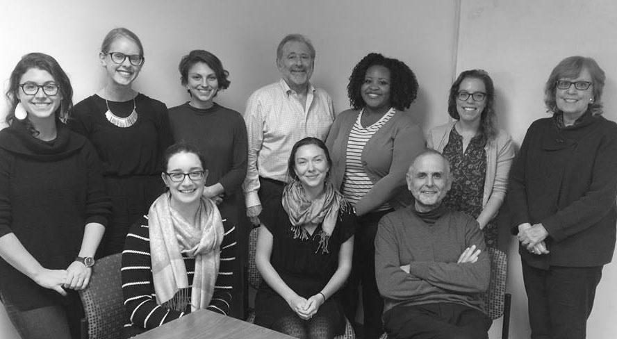 Fellows with Stegman 2016